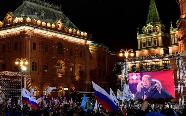 Después de su reelección, Putin encara un difícil futuro