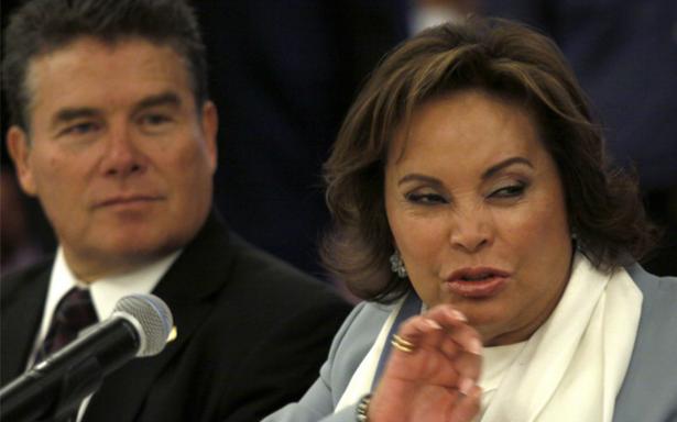 Divide al SNTE reelección de Díaz