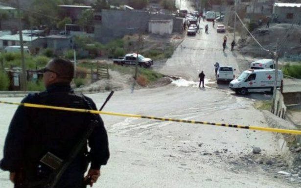Asesinan a agente de la Fiscalía de Chihuahua