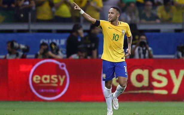 Figuras del Mundial Rusia 2018: Brasil, con su magia y alegría