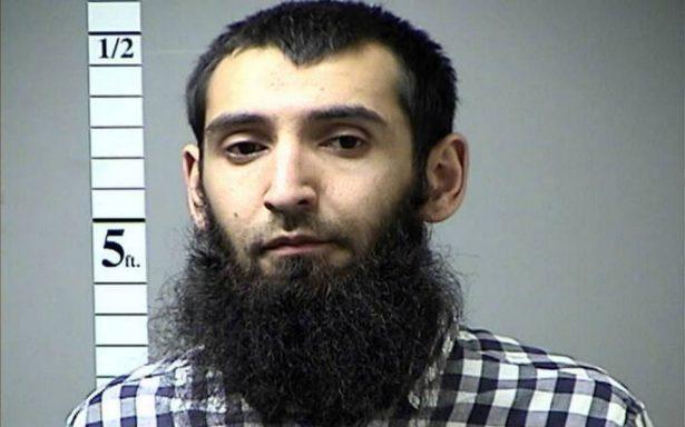 'Estoy orgulloso', declara terrorista de Nueva York tras matar a ocho personas
