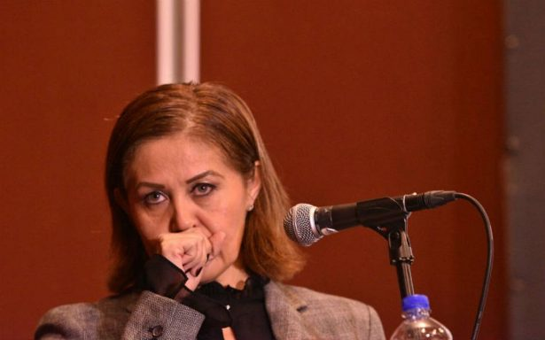 Eva Cadena acusa a dirigentes y candidatos de Morena por complot de videoescándalos