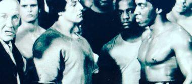 """Para que no nos falte ver box, Stallone revela ¡fotos inédias de """"Rocky""""!"""