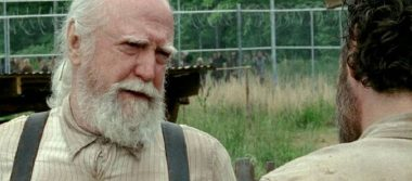 Fallece Scott Wilson, quien interpretó a Herschel en The walking dead