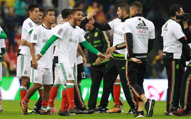 Alemania retoma el liderato en ranking de la FIFA; México se mantiene en el 14