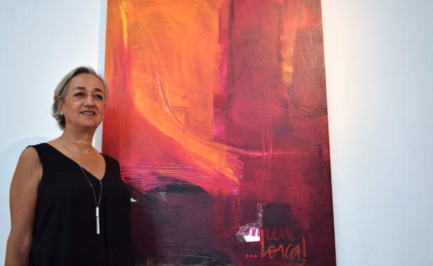 Presenta Cecilia García Amaro sus Reencuentros en Madrid