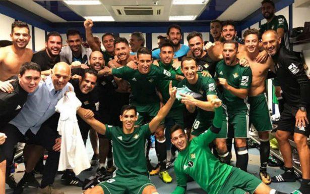 Betis hace magia y arrebata triunfo al Real Madrid