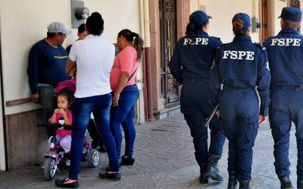 Violencia e inseguridad orillan a policías en Guanajuato solicitar reubicación laboral