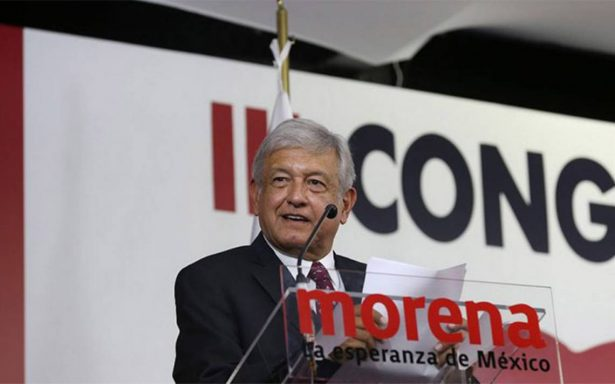 Hoy firmarán Morena, PT y PES convenio de coalición electoral