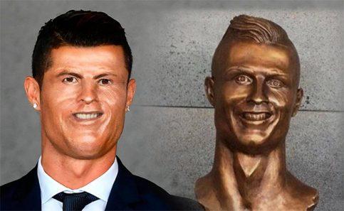 Cristiano Ronaldo gana su propio aeropuerto y con el ¡muchos memes!