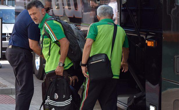 Selección mexicana, sin refuerzos para la fase final de la Copa Oro