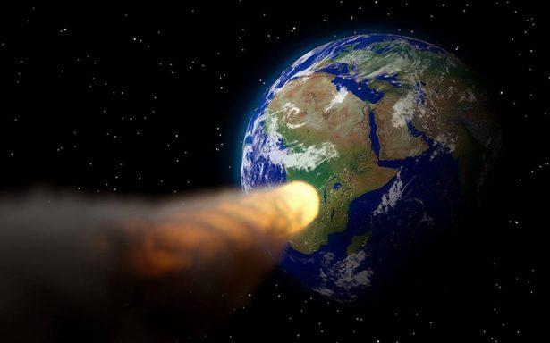 Perfilan a los asteroides como futuras armas en una guerra