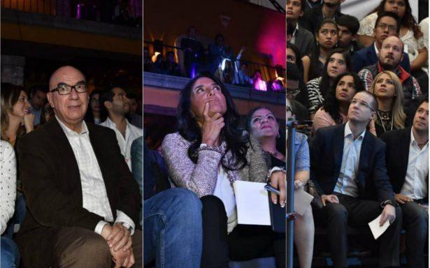 Jóvenes claman a líderes del Frente Ciudadano espacio de participación política