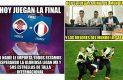 Francia golea a Croacia y se convierte en campeón de ¡los memes!