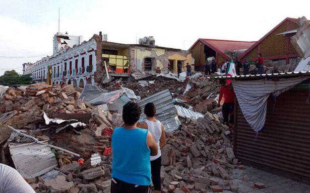 Juchitán sufre, pero no se dobla