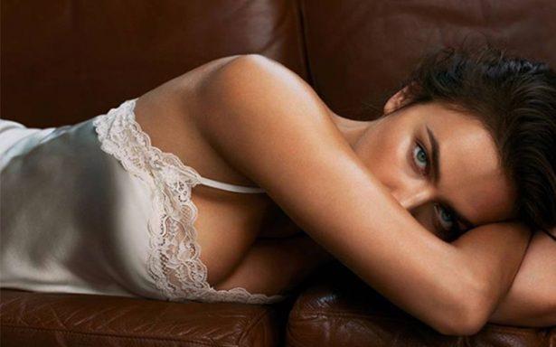 Irina Shayk impacta con atrevida foto en Instagram