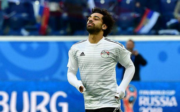 Salah se recupera de su lesión; debutará en partido Egipto contra Rusia en el Mundial