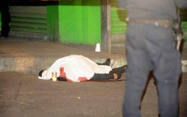Rateros provocan persecución y balacera tras asesinar a un policía en la CDMX