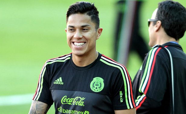 Carlos Salcedo, el actual hombre sensación en la Selección