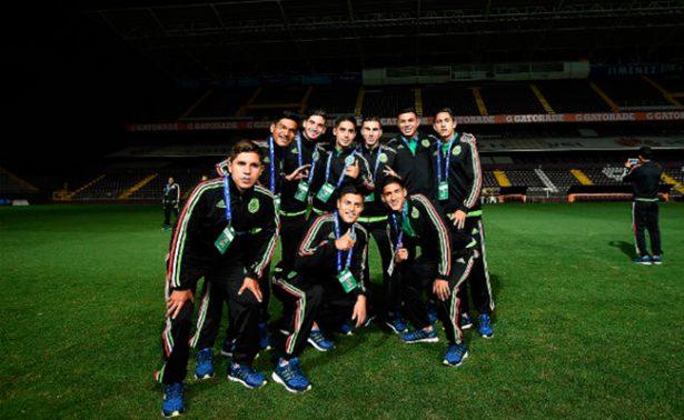 El Tricolor Sub-20 debuta hoy en el premundial en Costa Rica