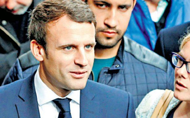 Crisis política mayor por grave escándalo que acecha a Macron