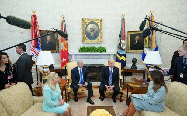 Por aranceles, Trump le entierra un clavo de acero al TLCAN