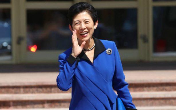 Princesa japonesa Takamado hace visita histórica a Rusia para apoyar a su selección