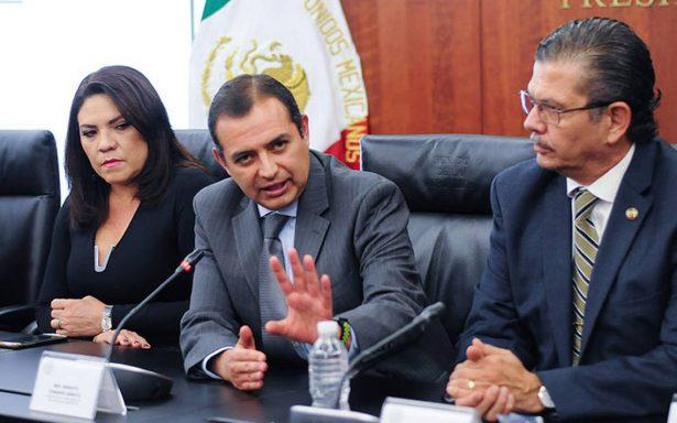 Será el Senado quien defina el futuro de Santiago Nieto en la Fepade