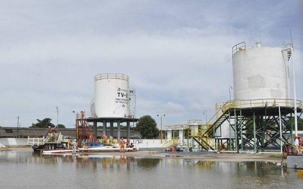 Pemex disminuye 17.51% producción de hidrocarburos