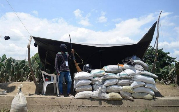 Sed de justicia en tres municipios de Morelos deriva en creación de autodefensas