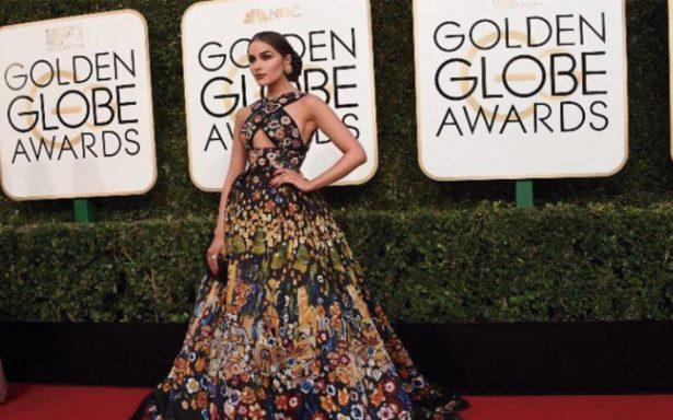 Los Globos de oro, listos para la temporada de premios en Hollywood