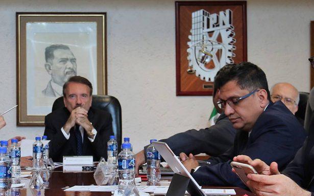 Director del IPN demanda liberación de edificio de Investigación y Posgrado