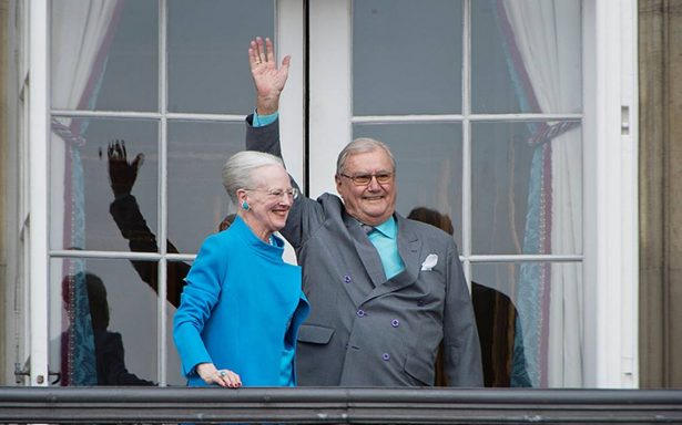 Muere a los 83 años el príncipe Enrique de Dinamarca
