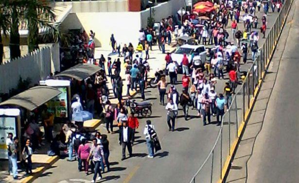 CNTE se reúne con Gobierno Estatal en Oaxaca