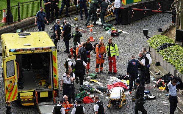 El terrorismo sacude el Reino Unido por quinta vez en 2017