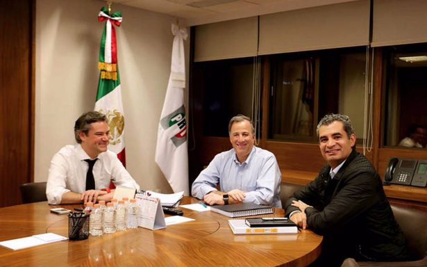 Meade y Nuño analizan rumbo del proceso electoral de 2018