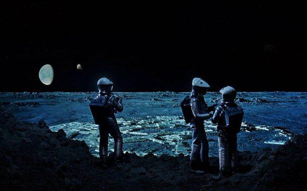 Se cumplen 50 años del estreno de 2001: Odisea del espacio, largometraje de Kubrick