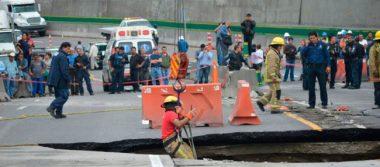 Constructora Aldesa, sin responder irregularidades en Paso Express