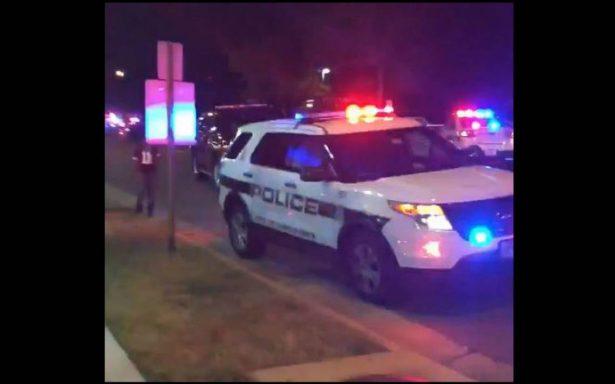 Autoridades de EU reportan dos muertos tras tiroteo en Virginia