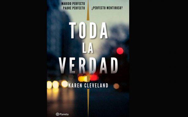 """Llega a México """"Toda la verdad"""", best seller sobre espionaje"""