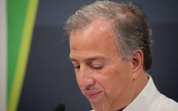 Coalición Por México al Frente denuncia a Meade ante la PGR por fraude transexenal