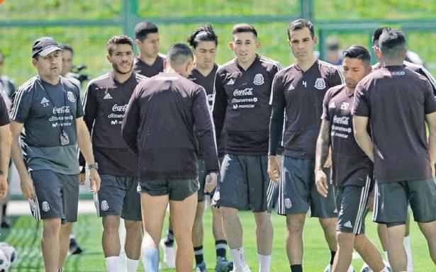 Osorio define las rotaciones para el juego ante Corea