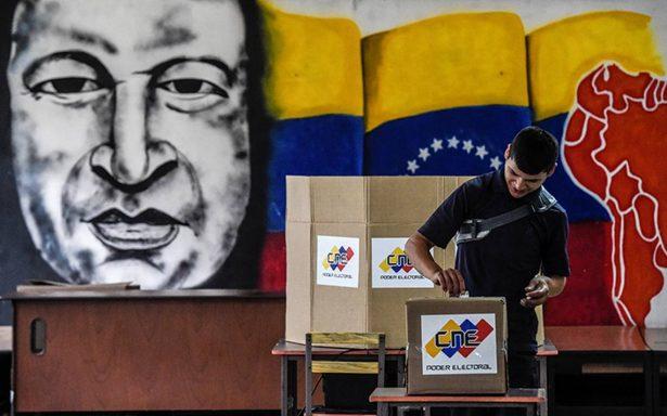 Autoridad electoral da la victoria  a Nicolás Maduro