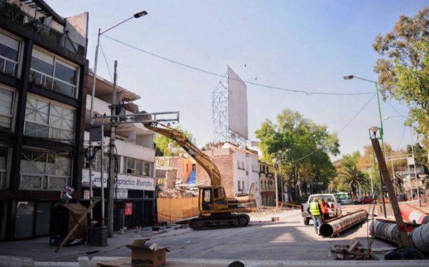 Gobierno CDMX expropia predio de Álvaro Obregón para memorial en honor a víctimas de sismo