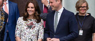 Los duques de Cambridge visitan Polonia