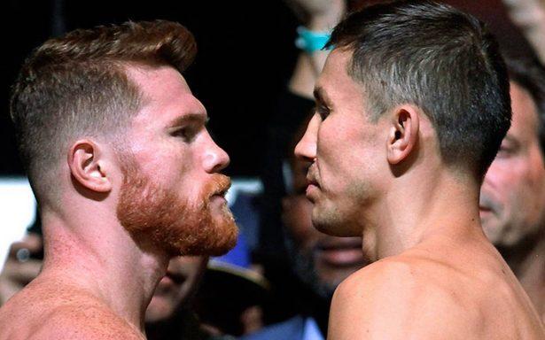 Sigue En Vivo la pelea Canelo vs Golovkin en Las Vegas