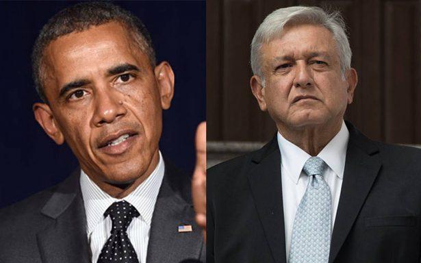 Barack Obama mostró interés por AMLO antes de su victoria: WikiLeaks
