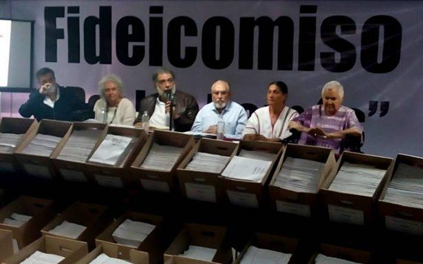 """Multa a Morena es un montaje difamatorio del INE: comité de fideicomiso """"Por los demás"""""""