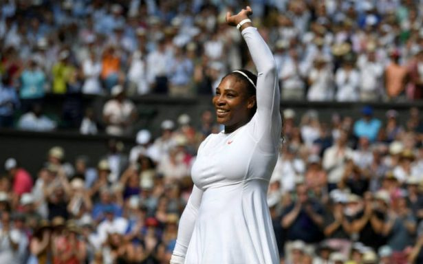 Serena Williams jugará su décima final de Wimbledon