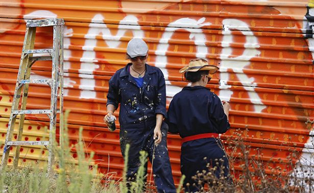 """Mural de la hermandad """"unirá"""" a México y EU en la frontera"""